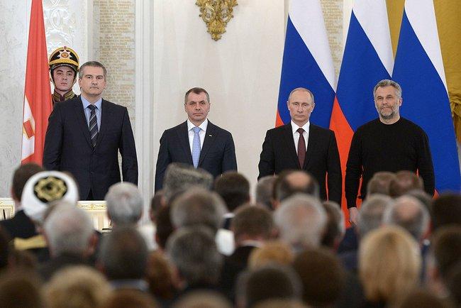 Крым. Что дальше? Три основных варианта