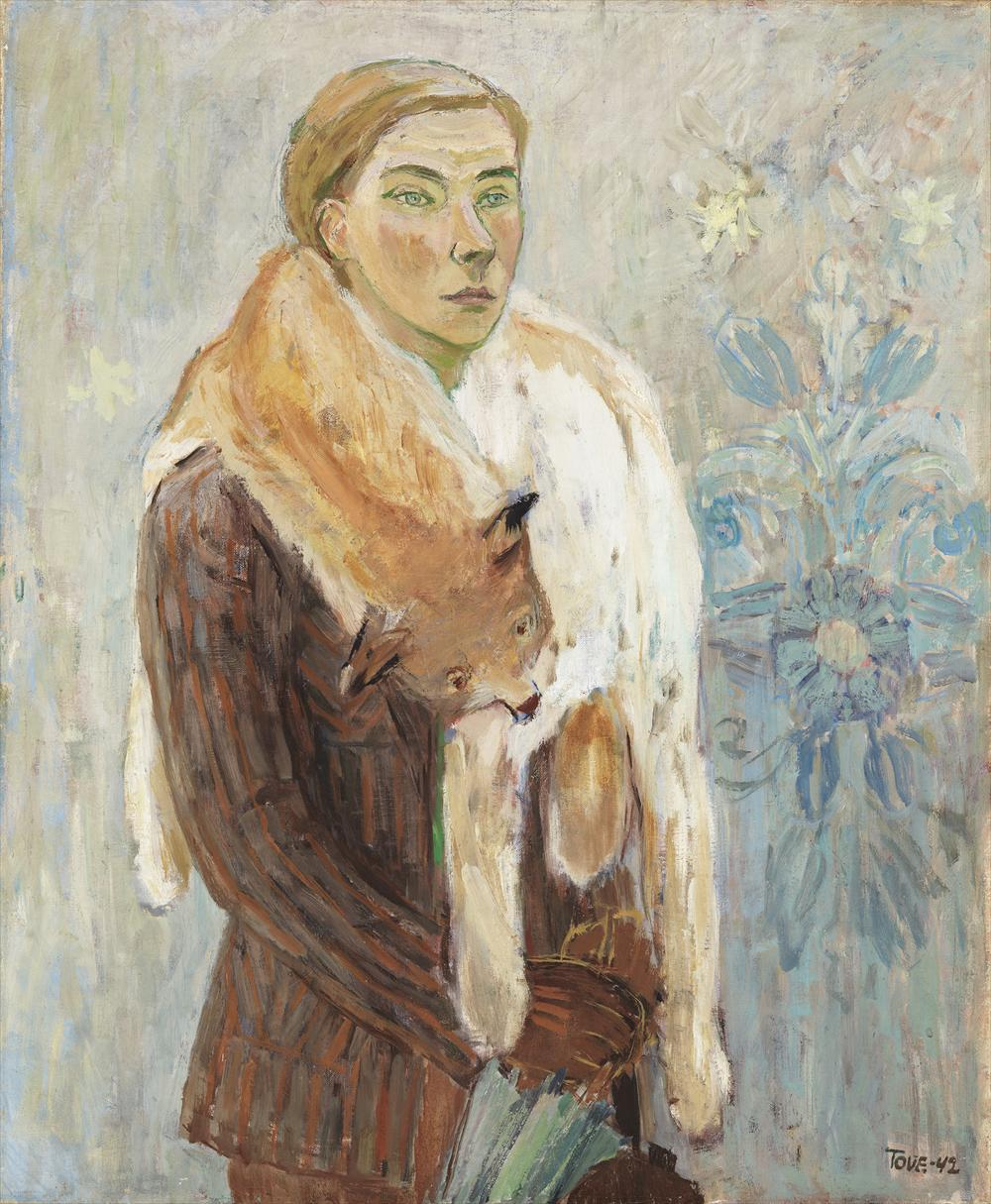 Туве Янссон: обложки и живопись