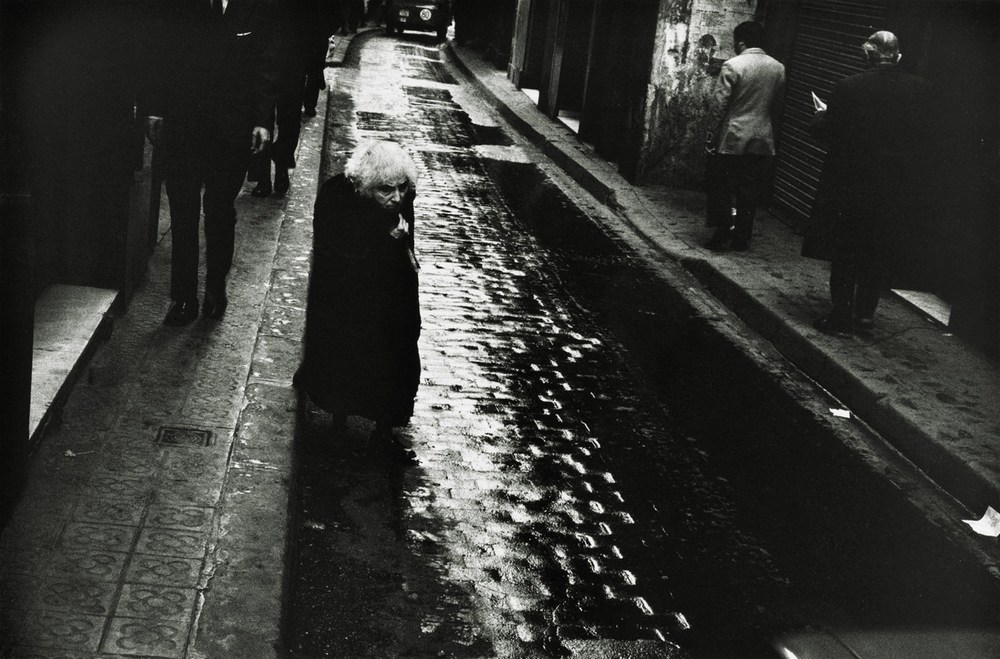Josef Koudelka, Spain, 1973