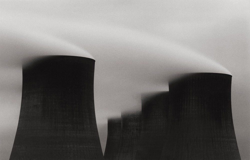 Ratcliffe Power Station by Michael Kenna, 2008