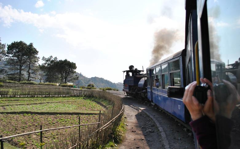 Дарджилингская Гималайская железная дорога