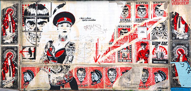 граффити, Кёльн