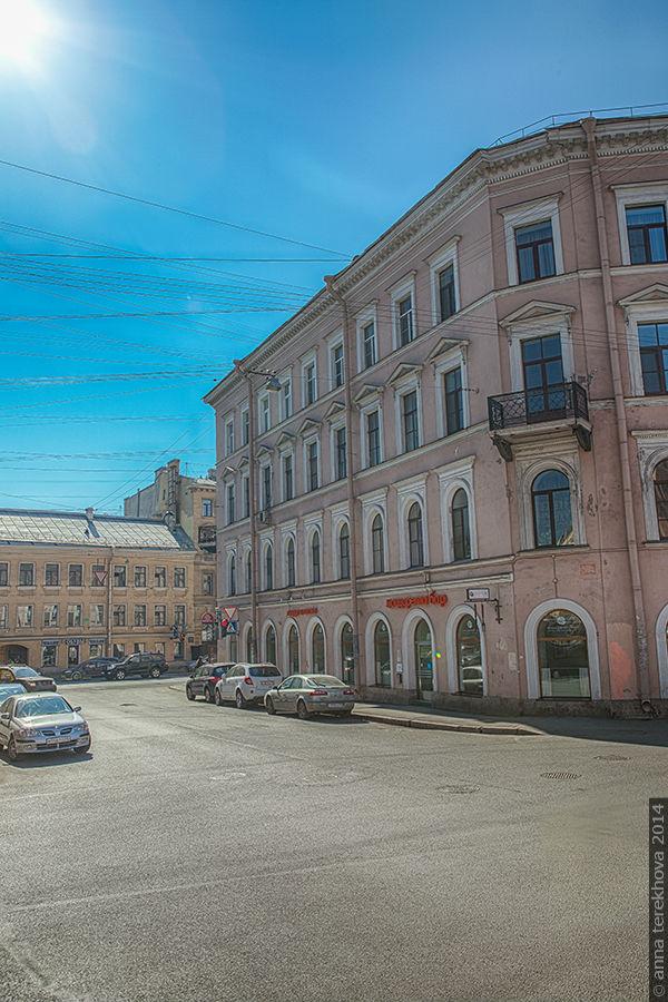 Санк-Петербург, Кокушкин переулок