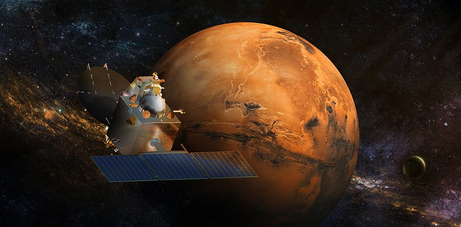 an analysis of india first successful attempt to go to the mars the mars orbiter mission