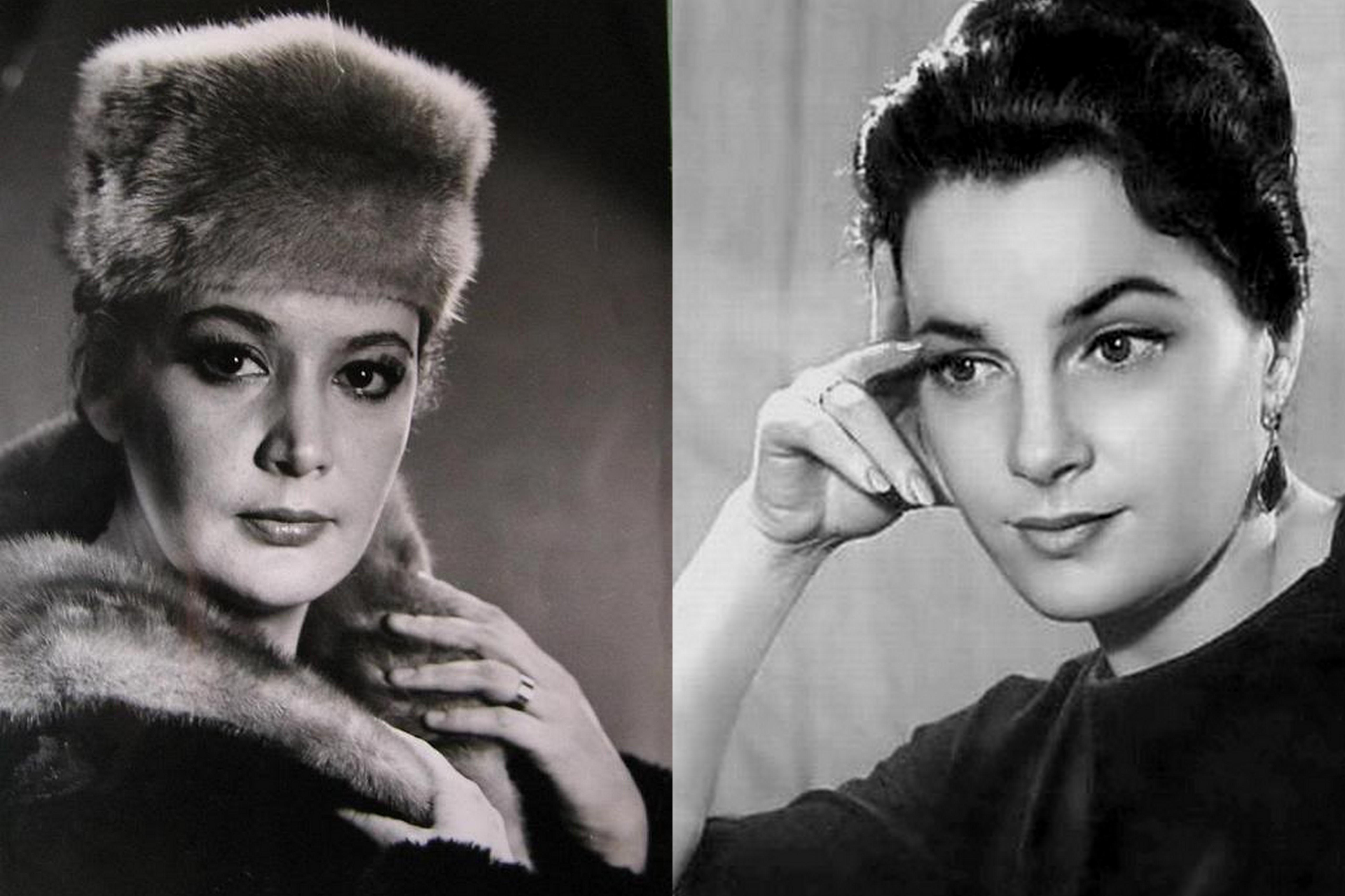Фото советских актрис и певиц
