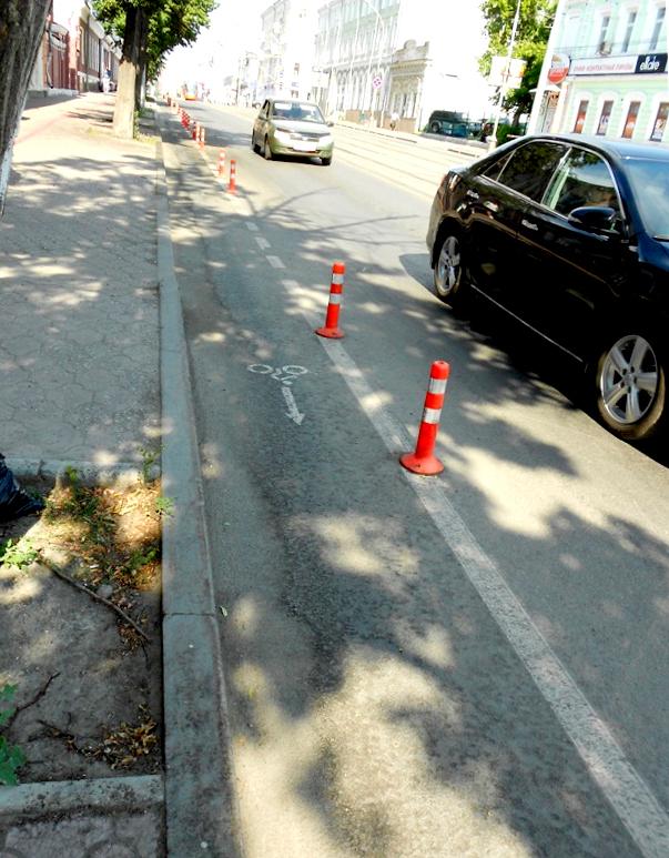 Пермь Велосипедные дорожки