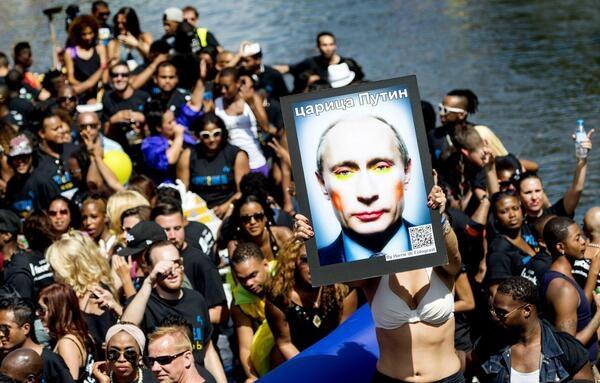 Путин не согласен с тем, что Украина - независимая страна, - экс-премьер Канады Кэмпбелл - Цензор.НЕТ 5839