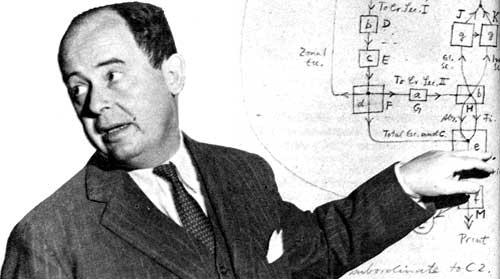 Математик Джон фон Нейман