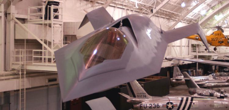 Топ-5 футуристических боевых машин (7 фото)
