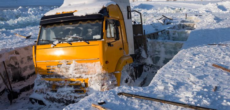 ПРОВЕРКА НА ПРОЧНОСТЬ. Чем опасны зимники, связывающие жителей Севера с «большой землёй»