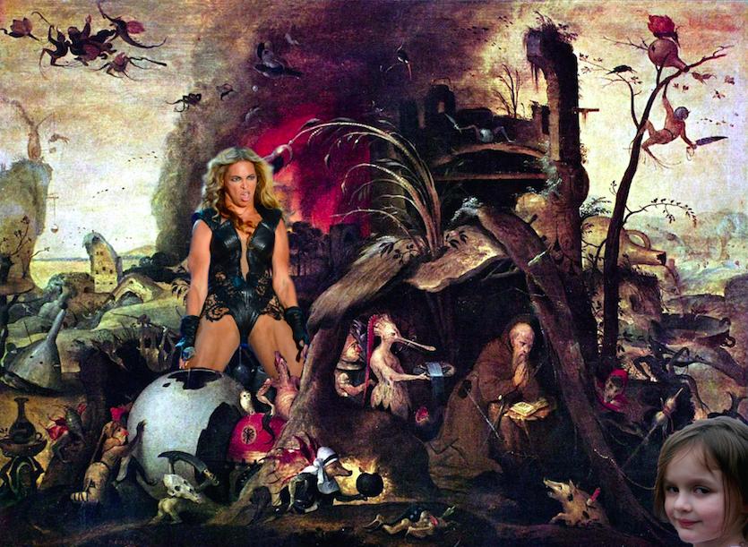 Порно мультик по библейскому сюжету дьявольский секс
