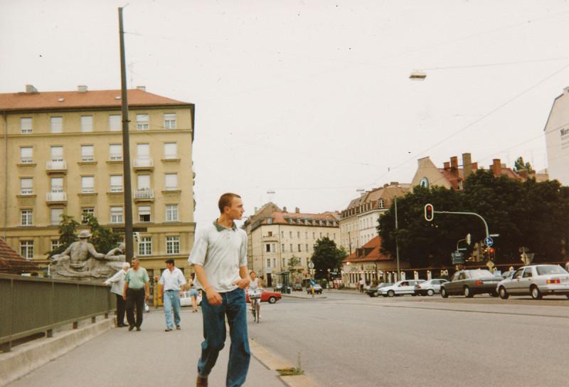 Мюнхен в 1994 году