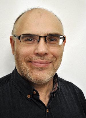 Александр Павленко, художник-иллюстратор, кинокритик и публицист