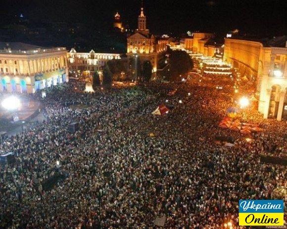 Майдан глазами российского журналиста