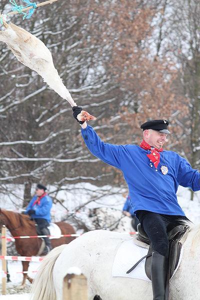 Живодерская традиция у русских