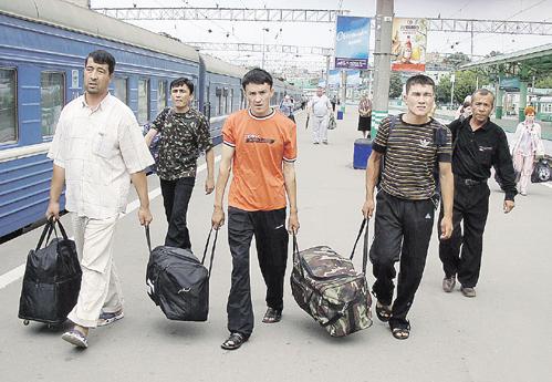 Мигранты в России - крепитесь