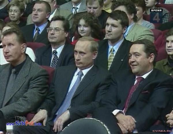 Путин, выборы, КВН (2000-2018)
