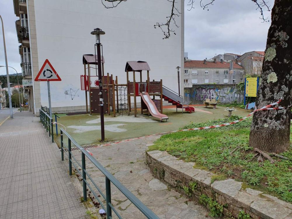 Испания. Запрет на прогулки с детьми в карантин