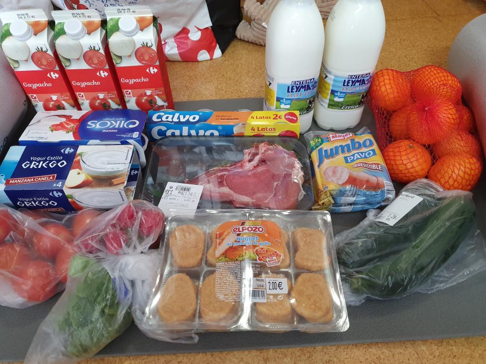 Испания. Супермаркет