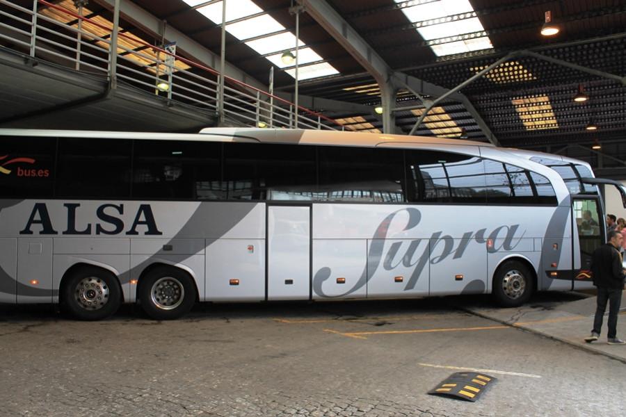 Автобусы повышенной комфортности Alsa Supra IMG_5479