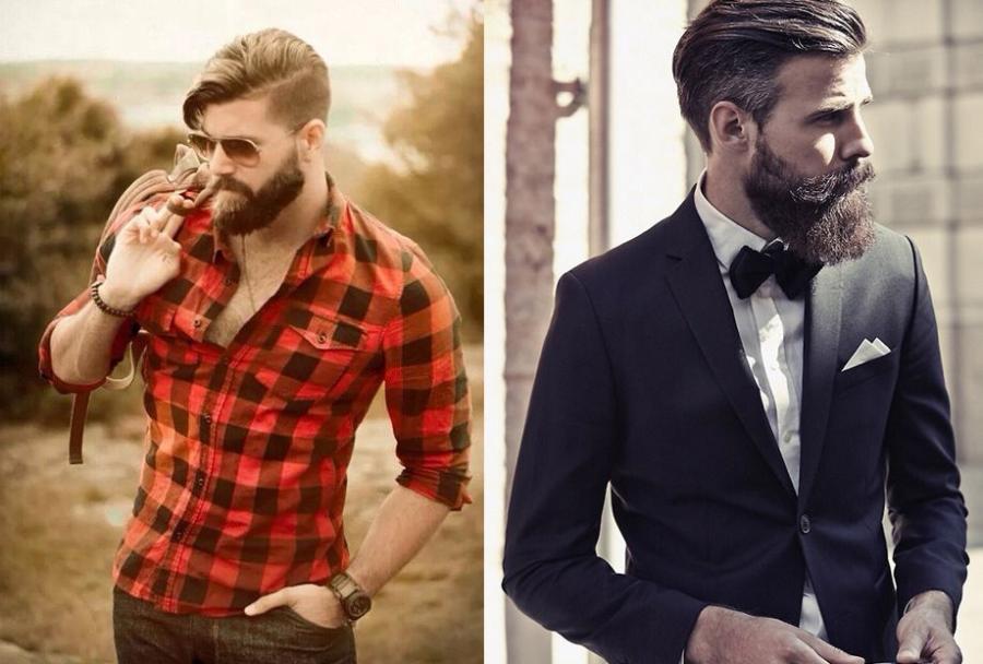 Мужик гей с бородой фото 310-679