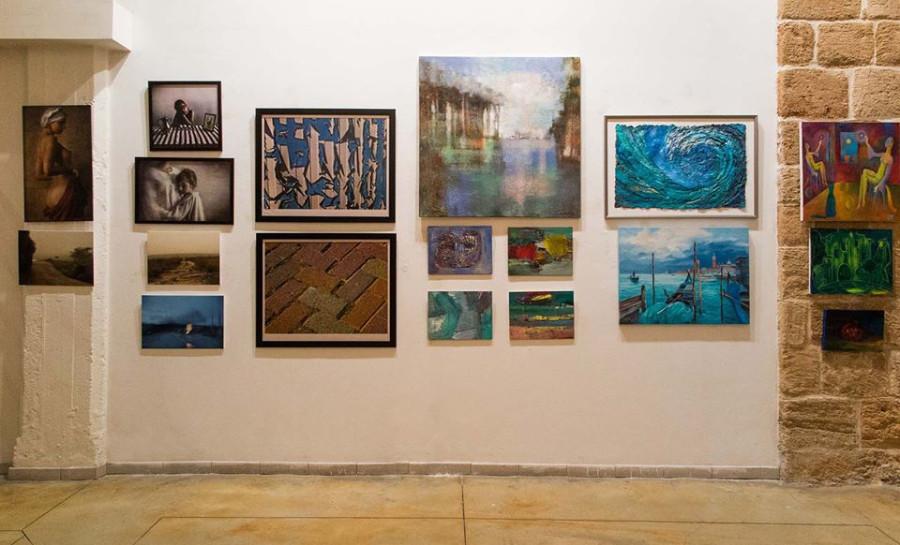выставка в Яффо вторая