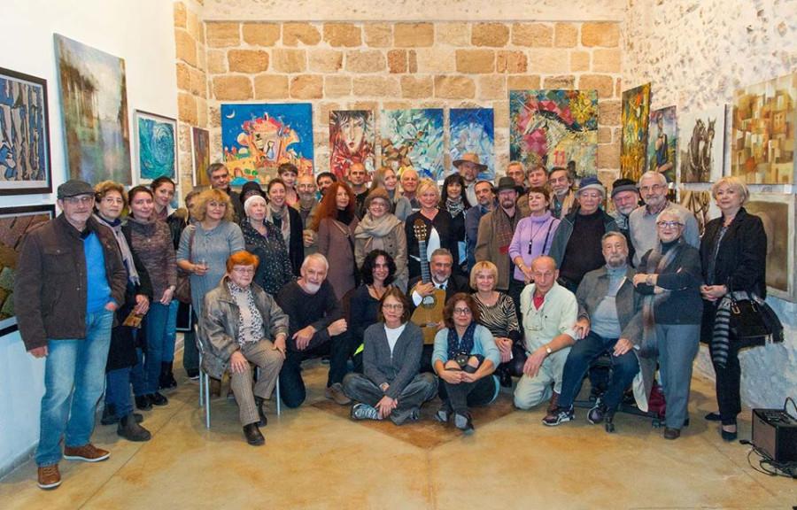 выставка в Яффо вторая2