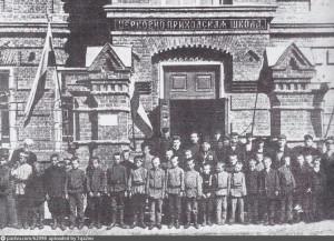 цнрковноприходская школа