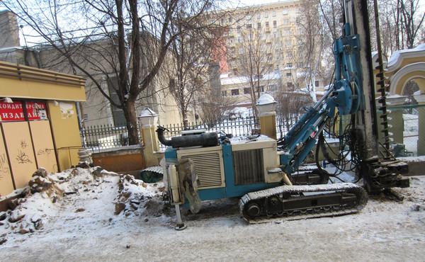 Потоп у станции Метро Сокол. 0002cqzr