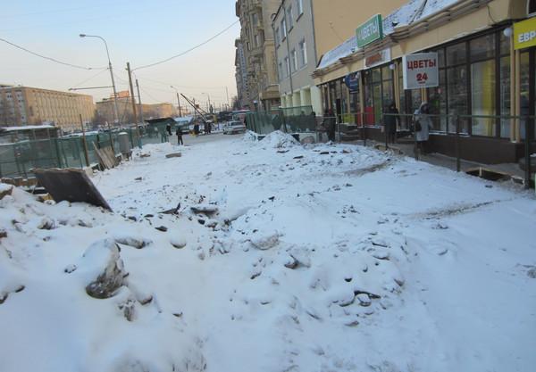 Потоп у станции Метро Сокол. 0002gz4r