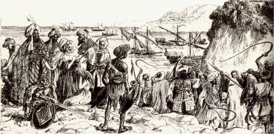 ярмарка рабынь год 2