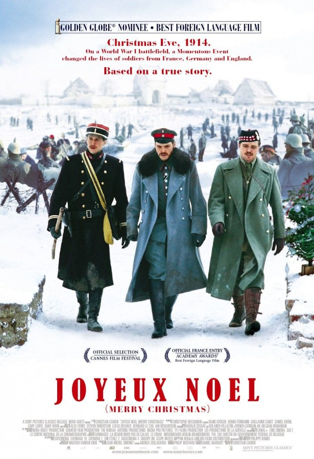 Счастливого Рождества - Joyeux Noël (2005)
