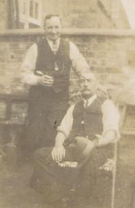 1926 - Norfolk - George Ward, relative1