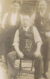 1926 - Norfolk - George Ward, relatives2