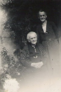 Aunts Polly and Edith