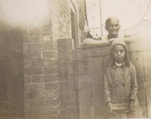 1934 - Elmham, Norfolk - Clara Mash, Betty Ward