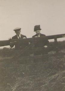1926 - Norfolk - Tom, Clara Mash