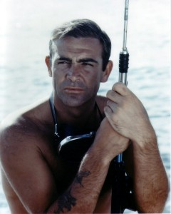 1965 Thunderball 11 [Connery with speargun]