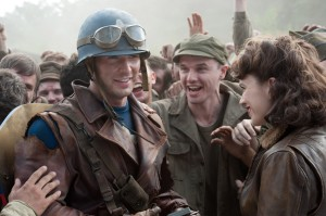 2-Captain America the First Avenger
