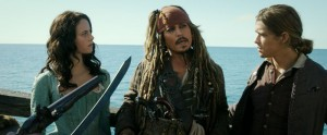 4 - Pirates of the Caribbean - Dead Men Tell No Tales