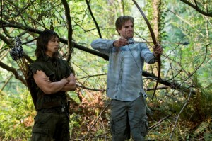 Yao_Fei_Byron_Mann_and_Oliver_Queen_Stephen_Amell-1