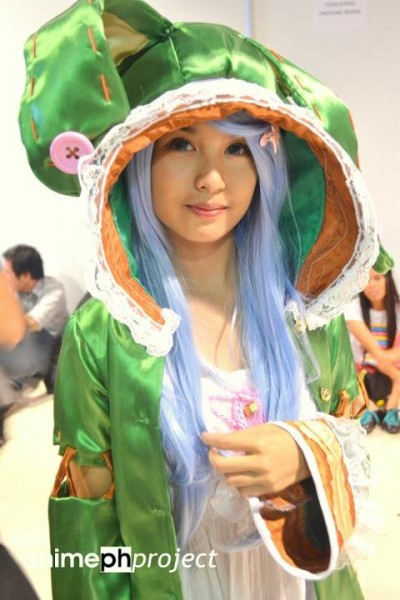 'Yoshino' (Date A Live) courtesy of AnimePH