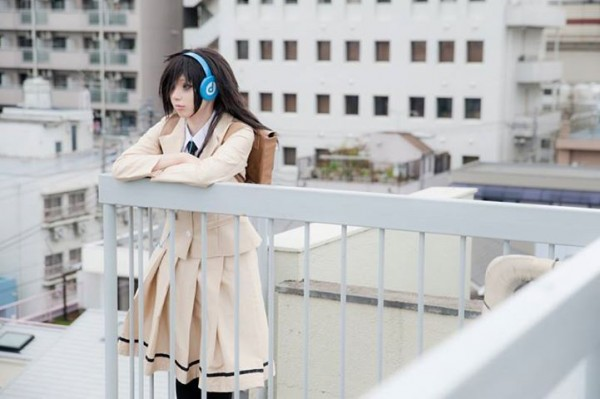 Tomoko (WataMote) cosplay