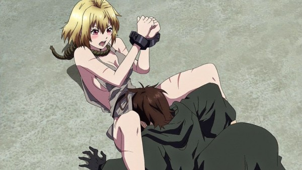 Cross Ange Tenshi to Ryuu no Rondo Episode 10 xanimerubi