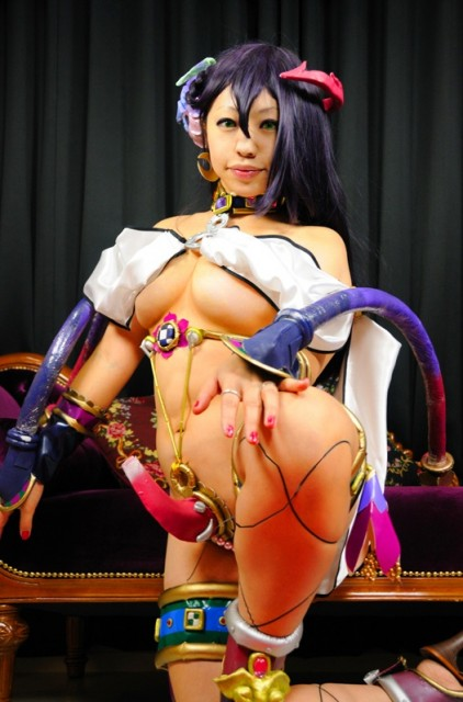 Queens blade angel fuck this