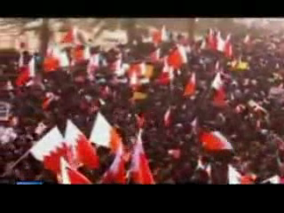 Акции протеста и репрессии в Бахрейне.