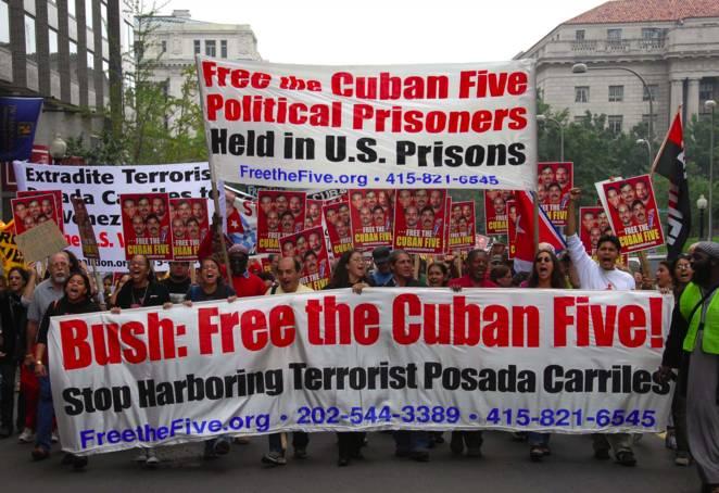 Cuba Five.