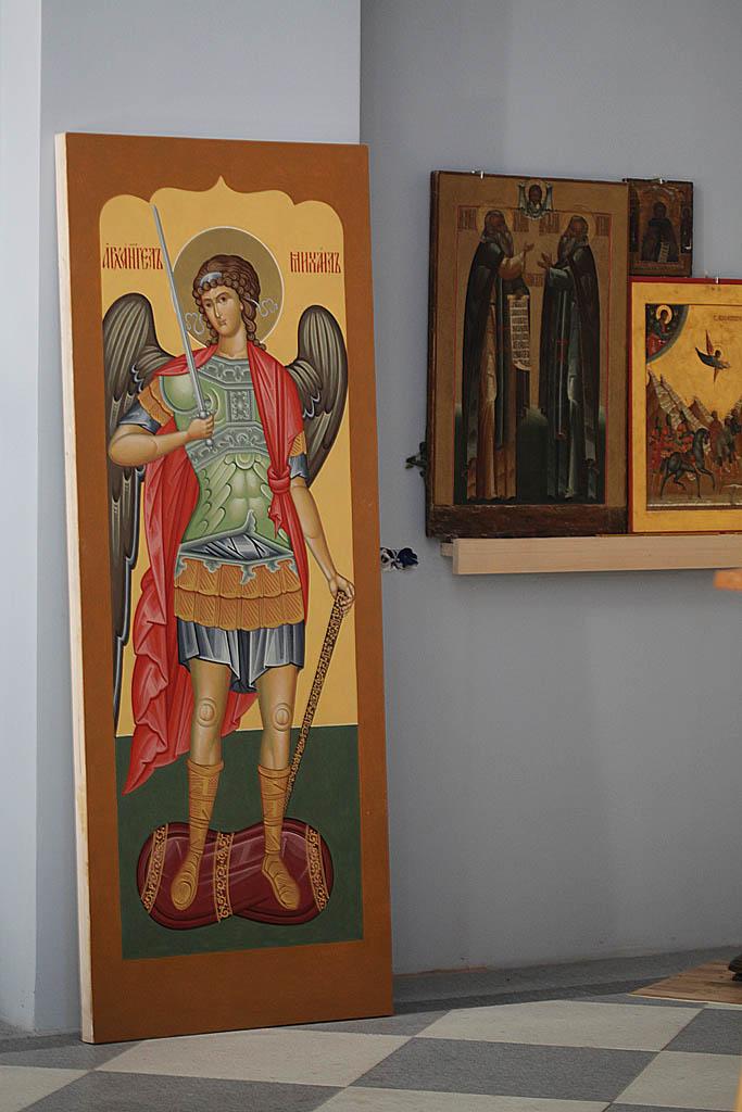 Южные диаконская дверь