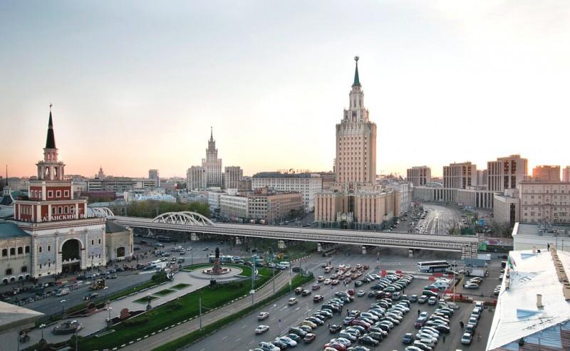 10. Проект реконструкции Каланчёвского путепровода. 2019 год