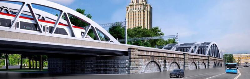 17. Проект реконструкции Каланчёвского путепровода. Вариант 3. НПИИ «Сибжелдорпроект». 2020 год